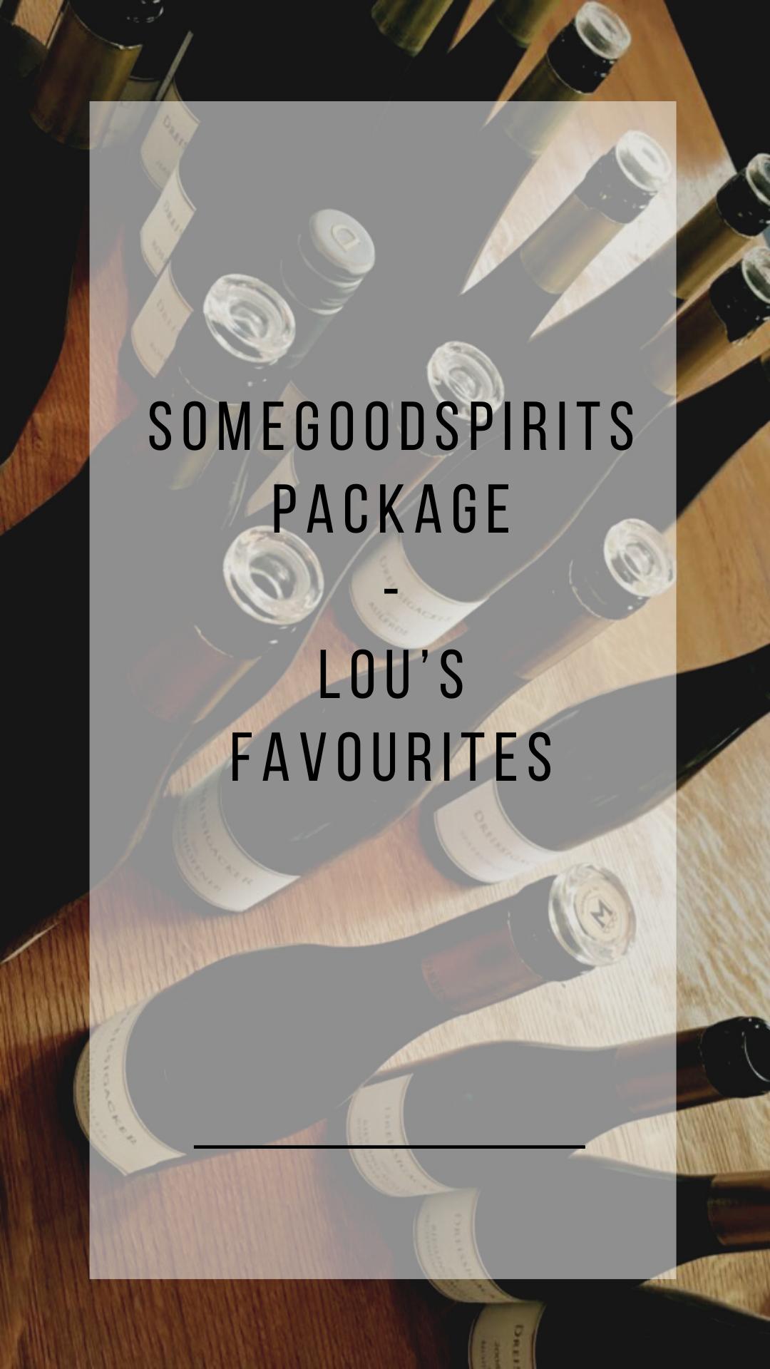 Somegoodspirits Package